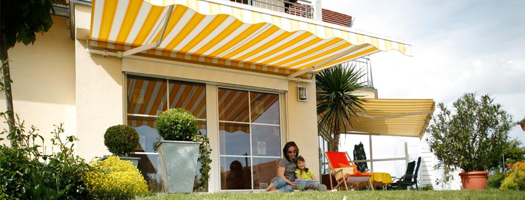Markisen Elektrisch Affordable Aufrollbare Sonnensegel